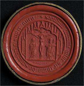 seal of the holy cross